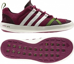 Adidas Boat CC Lace Women power pink/light maroon/spray - Größe 8,5UK V23094