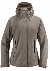 VAUDE Womens Peddars Jacket II wood - Größe 48 Damen 03960