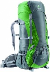 Deuter Aircontact 65+10 granite-emerald