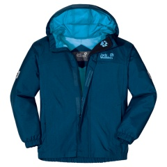 Jack Wolfskin Boys Highland ensign