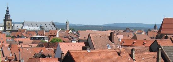 Bamberg in Franken