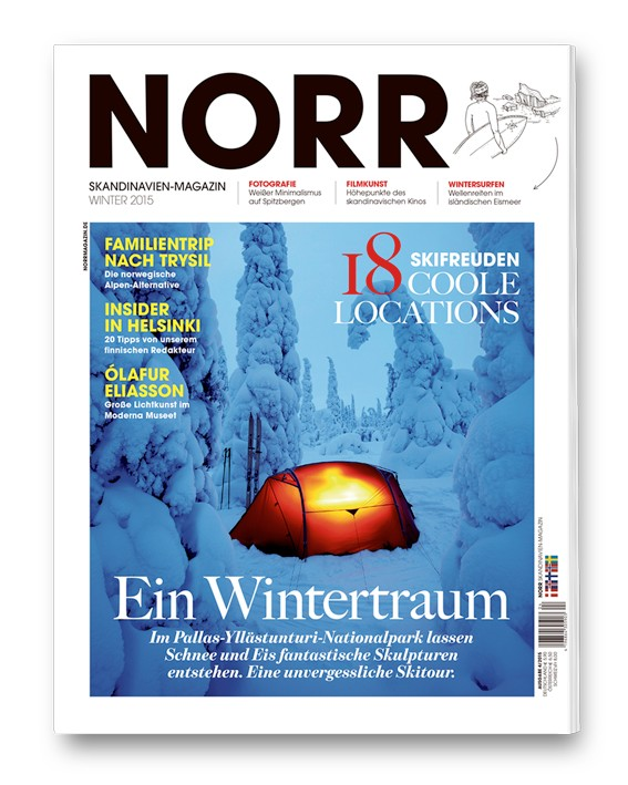 NORR Magazin Winter 2015