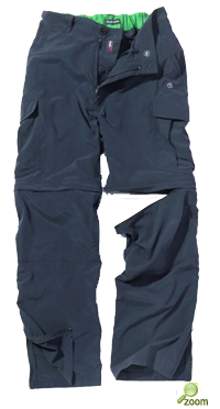 NosiLife Convertible Trousers von Craghoppers