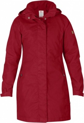 Fjällräven Una Jacket Women Fjällräven Una Jacket Women Farbe / color: deep red ()