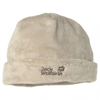 Jack Wolfskin Soft Asylum Cap Women Farbe / color: ivory