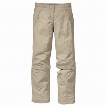 Jack Wolfskin Ladakh zip off Pants Women Jack Wolfskin Ladakh zip off Pants Women Farbe / color: pure sands ()