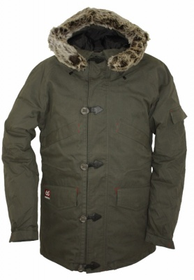 66 NORTH Snaefell Down Parka 66 NORTH Snaefell Down Parka Farbe / color: charcoal ()