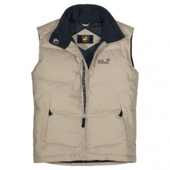 Jack Wolfskin Lakota Vest Women Jack Wolfskin Lakota Vest Women Farbe / color: pure sands ()