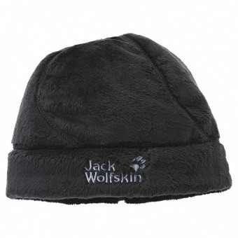 Jack Wolfskin Girls Soft Asylum Cap Jack Wolfskin Girls Soft Asylum Cap Farbe / color: black ()