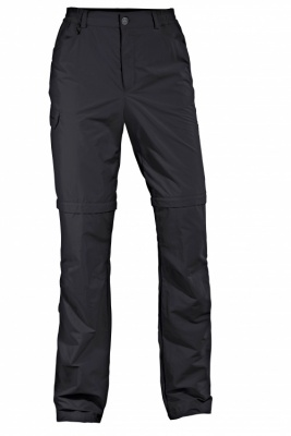 VAUDE Birch Zip-off Pants VAUDE Birch Zip-off Pants Farbe / color: black ()