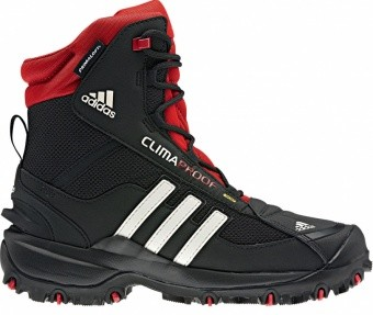 Adidas Terrex Conrax Youth CP PL Kids Adidas Terrex Conrax Youth CP PL Kids Farbe / color: black/light scarlet/chalk ()