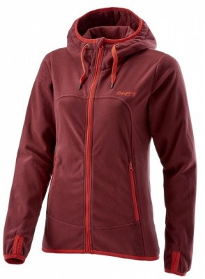 Bergans Cecilie Fleece Jacket Bergans Cecilie Fleece Jacket Farbe / color: wine/bright red ()