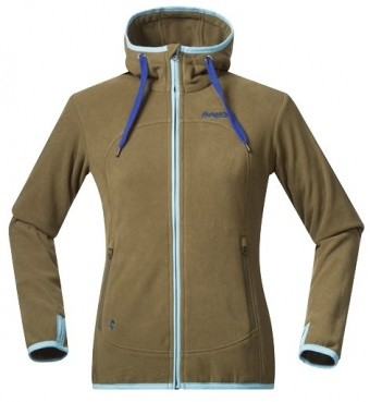 Bergans Cecilie Fleece Jacket Bergans Cecilie Fleece Jacket Farbe / color: deep moss/ice/ink blue ()