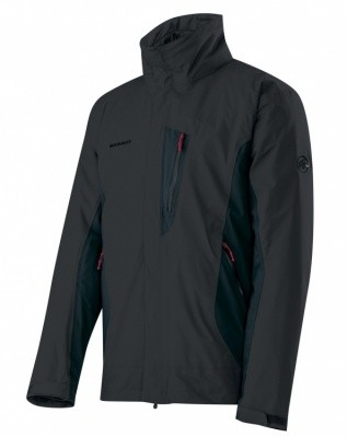 Mammut Kian 5-S Jacket Men Mammut Kian 5-S Jacket Men Farbe / color: graphite ()