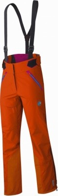 Mammut Mittellegi Pro Pants Women Mammut Mittellegi Pro Pants Women Farbe / color: orange ()