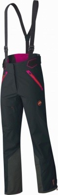 Mammut Mittellegi Pro Pants Women Mammut Mittellegi Pro Pants Women Farbe / color: black ()