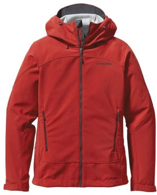 Patagonia Womens Adze Hoody Patagonia Womens Adze Hoody Farbe / color: cochineal red w/tailored grey CRTY ()