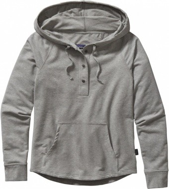 Patagonia Womens Ahnya Pullover Patagonia Womens Ahnya Pullover Farbe / color: drifter grey DFTG ()