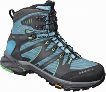 Mammut T Aenergy GTX Women Mammut T Aenergy GTX Women Farbe / color: light carribean-graphite ()