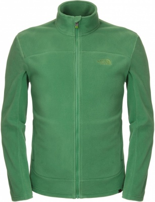 The North Face Mens 100 Glacier Full Zip The North Face Mens 100 Glacier Full Zip Farbe / color: sullivan green EU2 ()