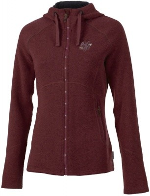 Maloja CanbyM Fleece Jacket Women Maloja CanbyM Fleece Jacket Women Farbe / color: cadillac ()