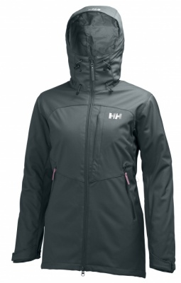 Helly Hansen Women Paramount Insulated Softshell Jacket Helly Hansen Women Paramount Insulated Softshell Jacket Farbe / color: rock ()