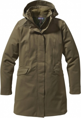 Patagonia Womens Duete Parka Patagonia Womens Duete Parka Farbe / color: fatigue green FTGN ()