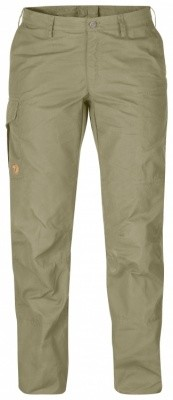 Fjällräven Karla Trousers Women Fjällräven Karla Trousers Women Farbe / color: light khaki ()