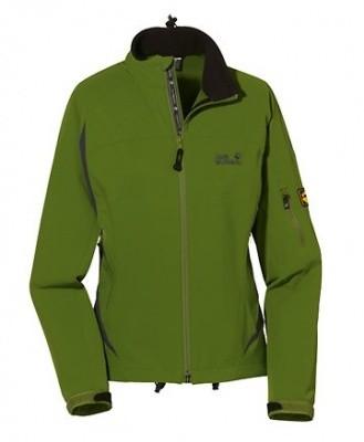 Jack Wolfskin Activate Jacket Women Jack Wolfskin Activate Jacket Women Farbe / color: cactus green