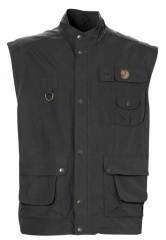 Fjällräven Wild Vest MT Farbe / color: dark grey 030 (zoom)