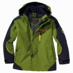 Jack Wolfskin Kids Mountain Trail Jacket