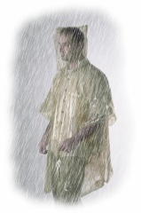 Coghlans emergency poncho Farbe / color: transparent 9676 (zoom)