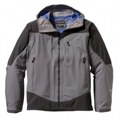 Patagonia Stretch Element Jacket Farbe / color: feather grey 950 (Zoom)