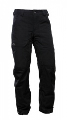 Lundhags Rime Womens Padded Pants Farbe / color: black 900 (zoom)