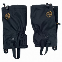 Jack Wolfskin Kids Gaiter Farbe / color: black 6000 (zoom)