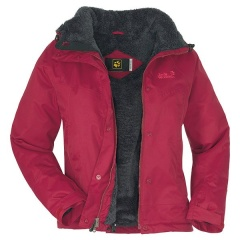 Jack Wolfskin Wonder Lake Women Farbe / color: ruby red 261 (zoom)