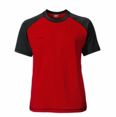 Mammut Mica T-Shirt Farbe / color: fire-black 3107 (Zoom)