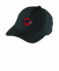 Mammut Baseball Cap Mammut Farbe / color: black-fire 0055 (zoom)
