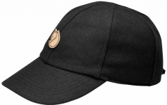 Fjällräven Ull Cap Farbe / color: black 550 (zoom)