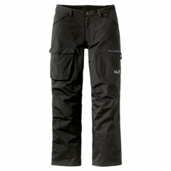 Jack Wolfskin All Terrain Pants Women Farbe / color: black 6000 (zoom)