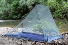 Cocoon Camping Net Double Insect Shield Farbe / color: silt green (zoom)