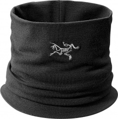 Arc'teryx Rho LTW Neck Gaiter Farbe / color: black (Zoom)