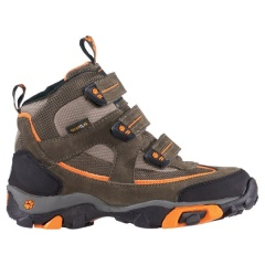 Jack Wolfskin Kids Manitoba Texapore Farbe / color: granite 4690 (zoom)