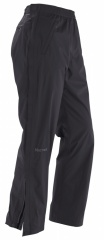 Marmot PreCip Full Zip Pant Farbe / color: black 001 (zoom)