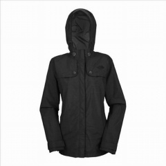 The North Face Womens Carli Jacket Farbe / color: black 001 (Zoom)