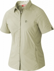 Fjällräven Marula Shirt Farbe / color: light beige 191 (zoom)