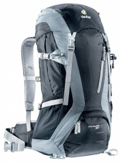Deuter Futura 32 Farbe / color: black-titan 7490 (zoom)