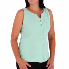 Royal Robbins Cool Mesh Tank Women Farbe / color: seafoam 803 (Zoom)