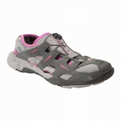 The North Face Girls Hedgefrog Farbe / color: Q-silver grey/gum pink (Zoom)