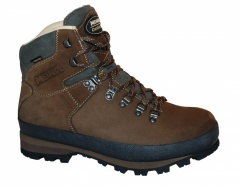 Meindl Bernina GTX / Gore-Tex® Boot with wide fit Farbe / color: dunkelbraun 46 (zoom)